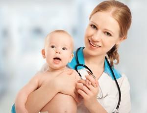 медсестра для взрослы и для детей
